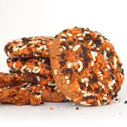 Stack of Pumpkin Cookies