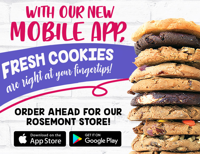 Order ahead from our local Rosemont, PA store using our new mobile app!