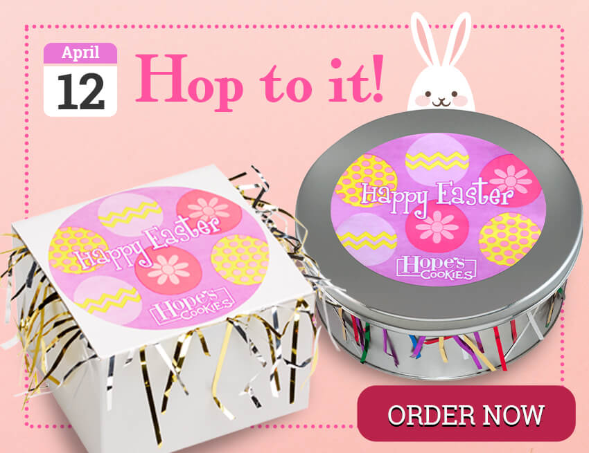 Celebrate Easter with sweet treats from Hope's!