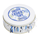 Father's Day Cookie Gift Tin