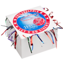 Philadelphia Sixers Cookie Gift Box with Tinsel