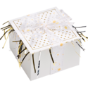 Daisy Ribbon Cookie Gift Box