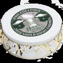 Philadelphia Eagles Super Bowl Cookie Gift Tin in White