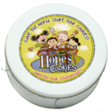 Save the World Cookie Gift Tin