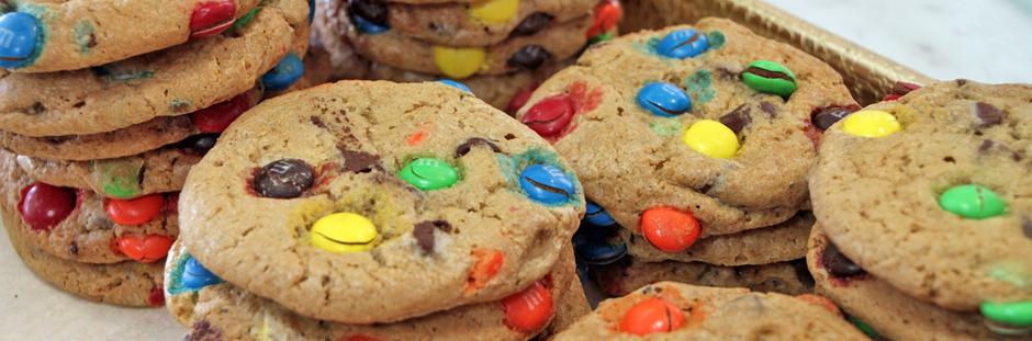 Hope's Cookies M&Ms